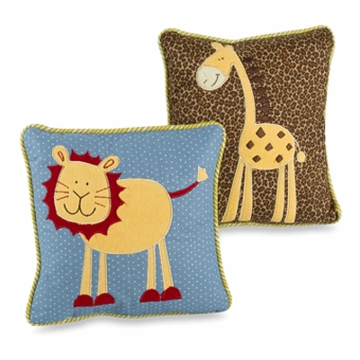 Cotton Tale Designs Paradise Decorative Pillow 2-Pack