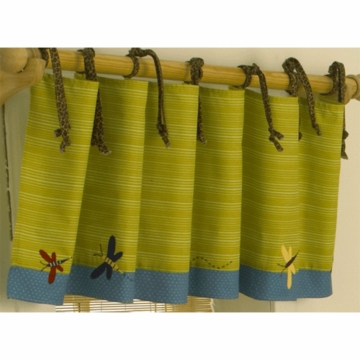 Cotton Tale Designs Paradise Striped Valance