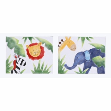 Cotton Tale Designs Paradise Wall Art - 2 Piece