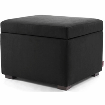 Monte Design Alto Ottoman in Black
