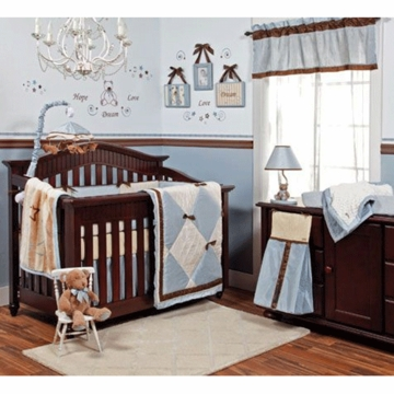 CoCaLo Baby Preston 6 Piece Crib Bedding Set