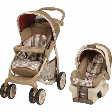 Graco Stylus Travel System Snugride 30 in Quintin