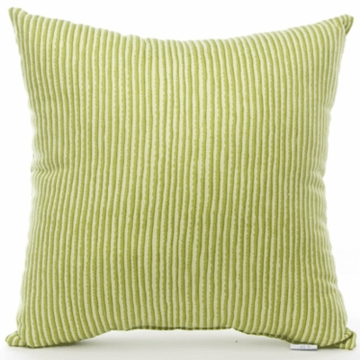 Glenna Jean Kirby Green Pillow