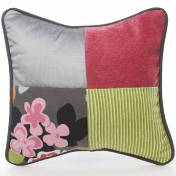 Glenna Jean Kirby Patch Pillow