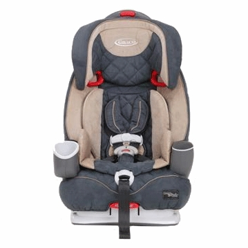 Graco Elite Nautilus 3-in-1 Car Seat 1754692 Monti