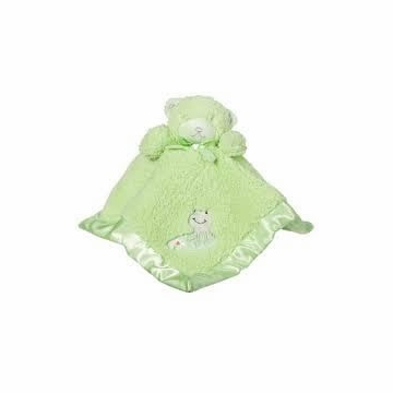 Kids Line Tiddliwinks Froggie Security Blanket