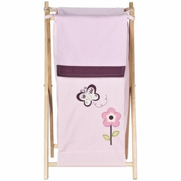 Kids Line Tiddliwinks Plum Butterfly Hamper