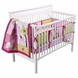 KidsLine Tiddliwinks Sweet Safari 3 Piece Bed Set