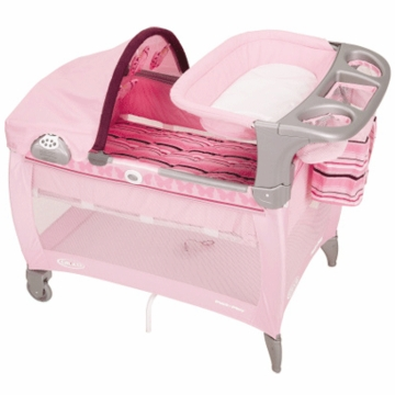 Graco Pack 'n Play Playard 9D04MIA in Mia