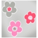 Sweet Potato Addison Wall Decals - Set of 3