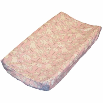 Glenna Jean Bella and Friends Changing Pad Cover