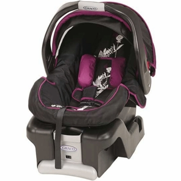 Graco Snugride 30 Front Adjust Car Seat in Zoey