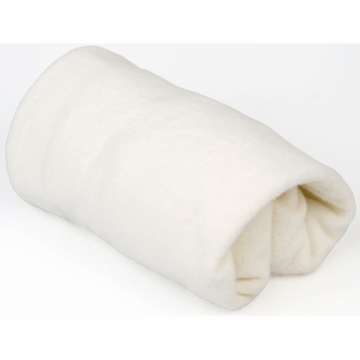 Sweet Potato Fitted Sheet in Cream Softee