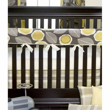 Glenna Jean Brea Convertible Crib Rail Protector - Short Set
