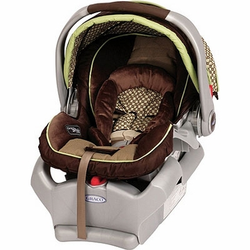 Graco 2011 Snugride 35 Infant Car Seat - Zurich