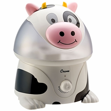 Crane Cool Mist Humidifier - Cow