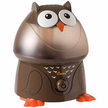 Crane Cool Mist Humidifier - Owl