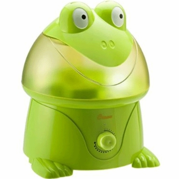 Crane Cool Mist Humidifier - Frog