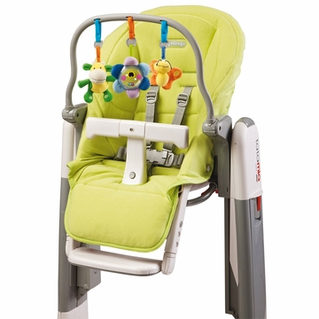 Peg Perego Tatamia Accessory Set in Verde Green