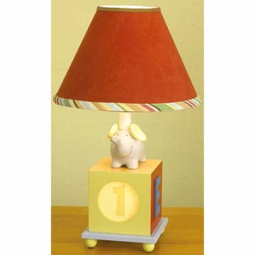 Cocalo Alphabet Soup Lamp Base & Shade