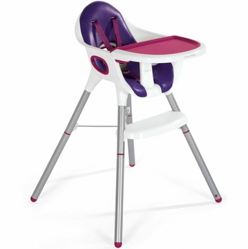 Mamas & Papas Juice High Chair - Raspberry