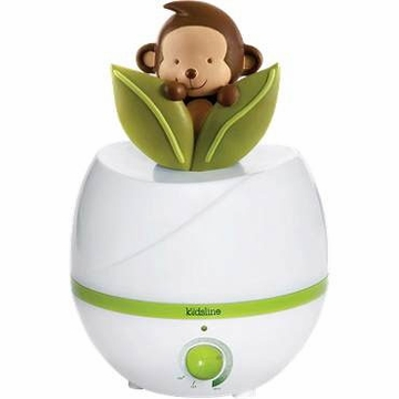 Kids Line Ultrasonic Cool Mist Humidifier - Monkey
