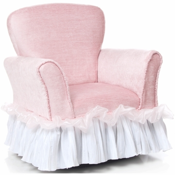 Glenna Jean Anastasia Upholstered Child's Rocker