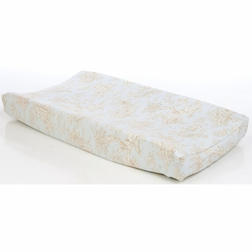 Glenna Jean Central Park Changing Pad Cover