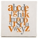 Sweet Potato Echo Wall Art - Alphabet