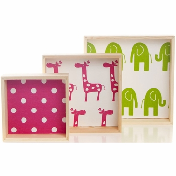 Glenna Jean Wall Hanging - 3 Blocks