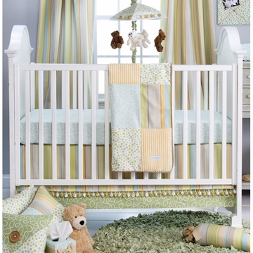 Glenna Jean Finley 3 Piece Crib Set
