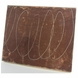 Glenna Jean Canvas Wall Art - Brown Scribble