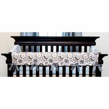 Glenna Jean Grayson Convertible Crib Rail Protector - Long