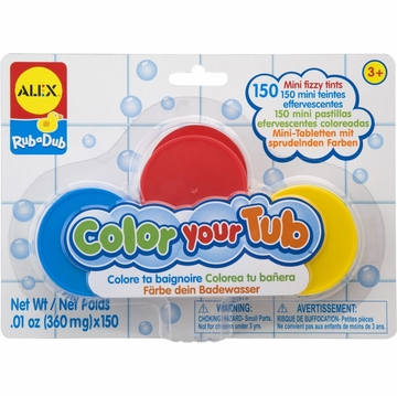 Alex Rub A Dub Color Your Tub