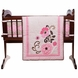 KidsLine Juliana 3-Piece Cradle Set