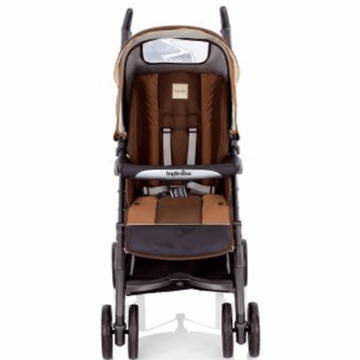 Inglesina 2011 Zippy Stroller in Brown
