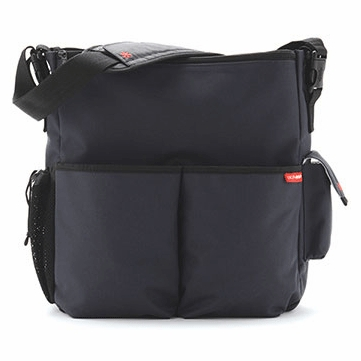 Skip Hop Duo Deluxe Edition in Charcoal