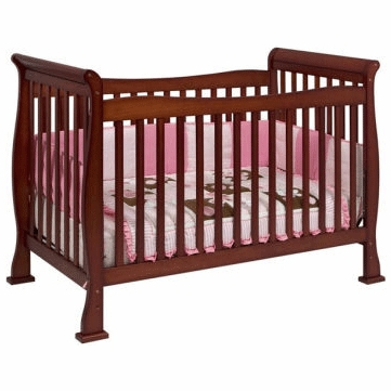 DaVinci Reagan 4-in-1 Crib Cherry