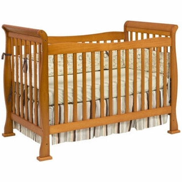 DaVinci Reagan 4-in-1 Crib Oak
