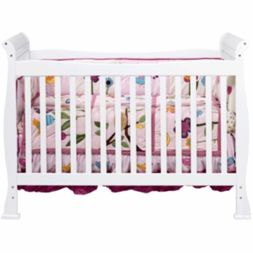 DaVinci Reagan 4-in-1 Crib White