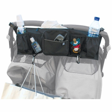 JL Childress Double Wide Stroller Organizer