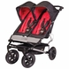 Mountain Buggy Duet Double Stroller 2011 Chilli