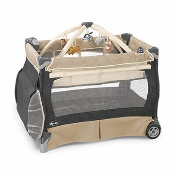 Chicco Lullaby LX Playard - Hazelwood