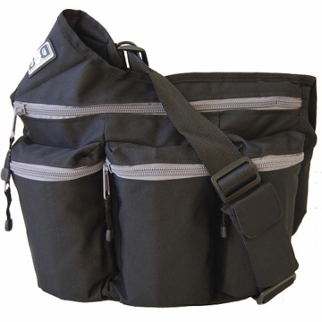 Diaper Dude Diaper Bag in Black