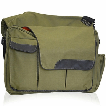 Diaper Dude Eco Diaper Bag in Green