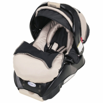 Graco SnugRide Classic Connect 22 Platinum Infant Car Seat 8F43PTI3