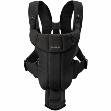 BabyBj�rn Active Infant Carrier Black Black