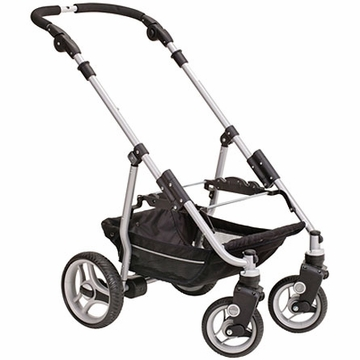 Teutonia 2010 T-160 Stroller Chassis with Metro Wheels