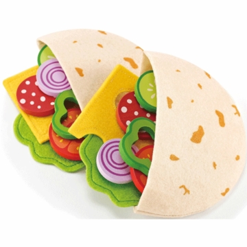 Hape Healthy Gourmet Pita Pocket Lunch