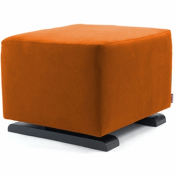Monte Design Vola Ottoman in Orange